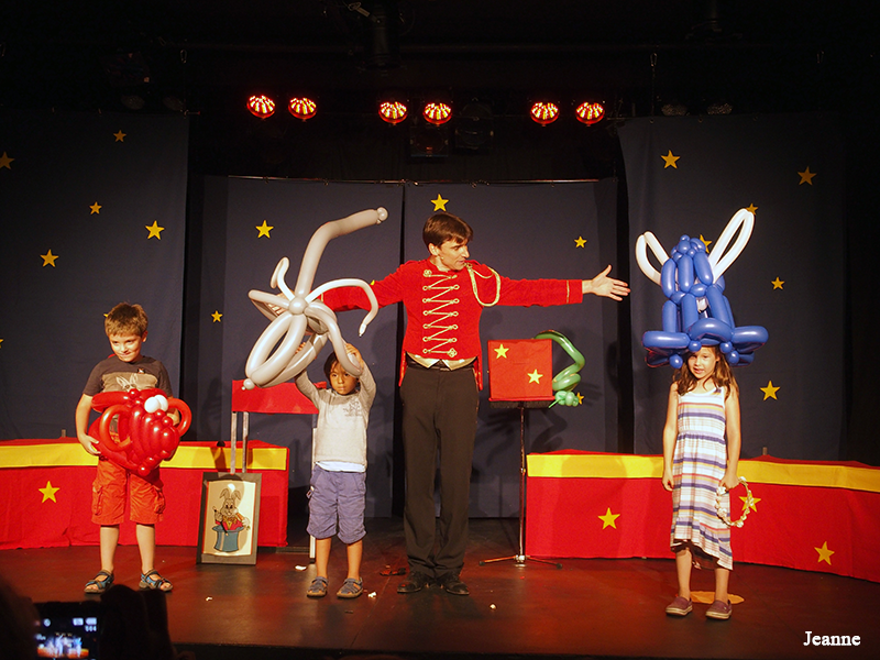 Magie pour enfants - Spectacle
