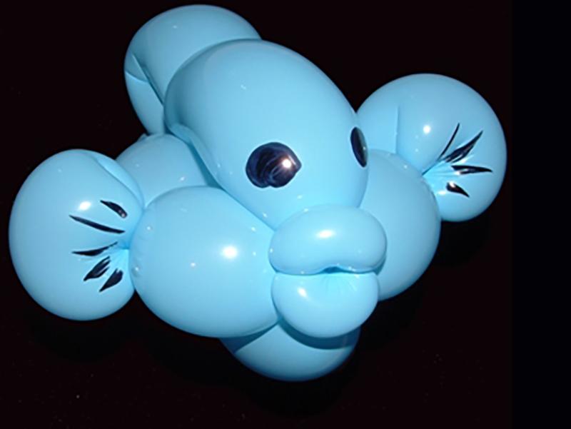 Cours de sculpture de ballons